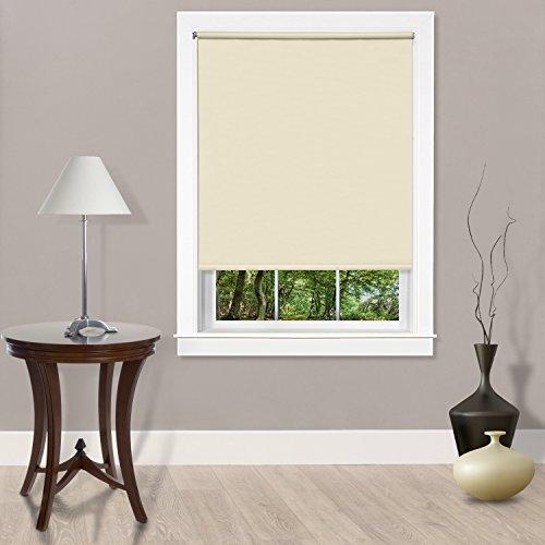 Achim Home Furnishings Cords Free Tear Down Light Filtering Window Shade 55