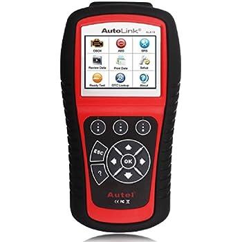 Amazon.com: Autel AL519 AutoLink Enhanced OBD ll Scan Tool