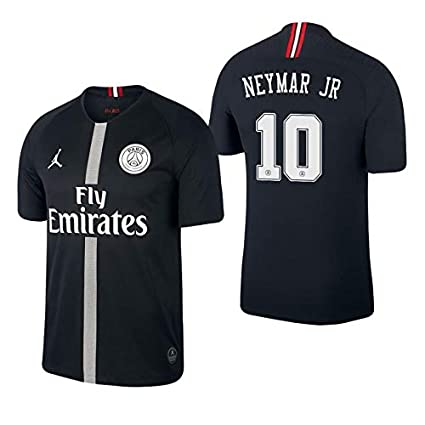 innovative design 7f607 4f2b0 Image Unavailable. Image not available for. Color  ProApparels Neymar Jr  Jersey PSG Third 2018 2019 ...