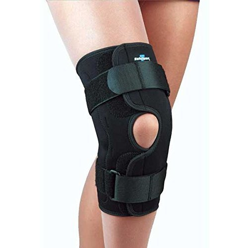 Safe-T-Sport Wrap Around Hinged Knee Brace (X-Large fits knees 20 - 2 by FLA - Stores Mall Florida Sports