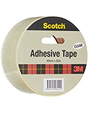 Scotch 3450C Packaging Tape, Clear