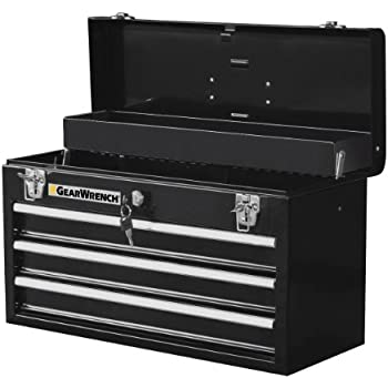 GearWrench 83151 3 Drawer Tool Box - Toolboxes - Amazon.com
