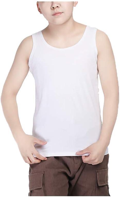 Erica Mujer Tomboy Algodón Banda elástica Carpeta de Pecho Binder Camiseta Lesbianas Cosplay Camiseta sin Mangas,Blanco,XXL: Amazon.es: Deportes y aire libre