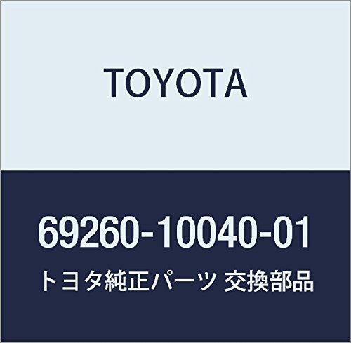 Genuine Toyota 69260-10040-01 Window Regulator Handle Assembly