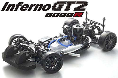 Kyosho 4WD Nitro Touring Car Inferno GT2 Type-R Kit (1:8 Scale) ()