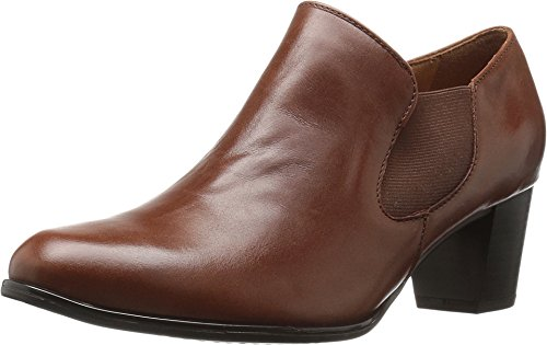 Ara Leather Heels (ara Women's Marielle Tan Leather Shoe)