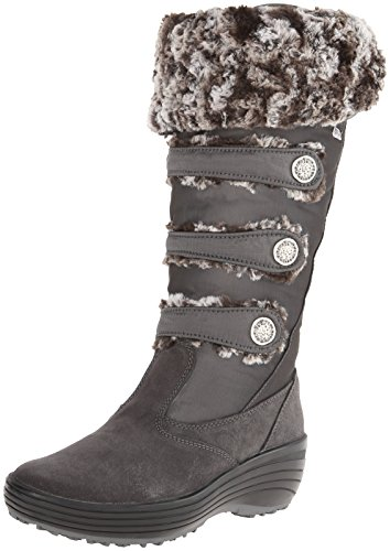 n Fur Boot,Antracite,39 EU/8-8.5 M US ()