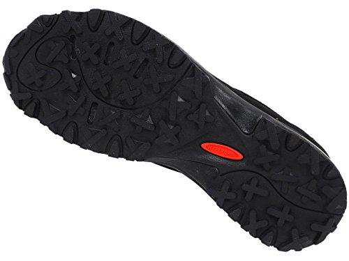 Treska - Nevado gtx noir - Chaussures marche randonnées - Noir Negro