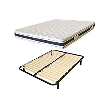 Amazon De France Matelas Bett 1 Personen 90 X 190 Matratze Luxus