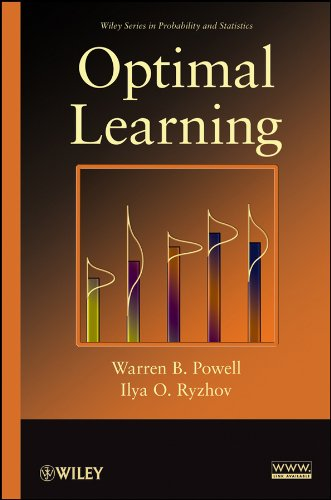 Optimal Learning (Wiley Series in Probability and Statistics Book 841)