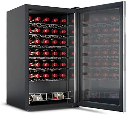 Vitrifrigo DCW95 - Botellero para vino de 95 litros[Clase de eficiencia energética A++]