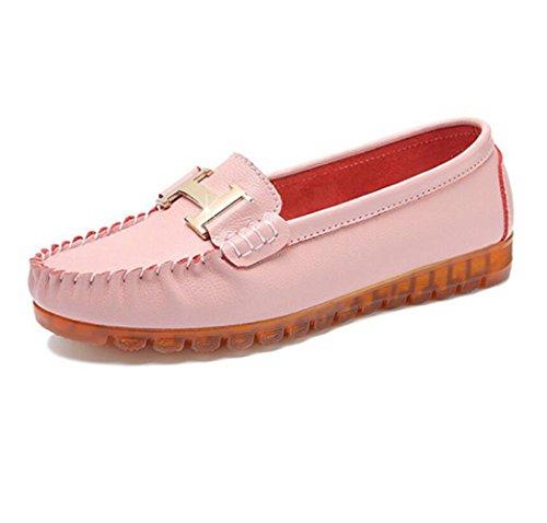 Antideslizantes Primavera Pink Mujer Coreana De Embarazados La Nuevos Zapatos Verano Plana El Para Zapatillas Muyii Moda Y n7aXx6Eq