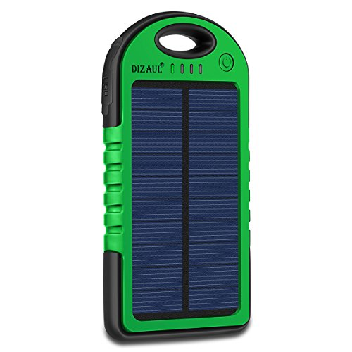 Solar Charger For Camera Battery - 7