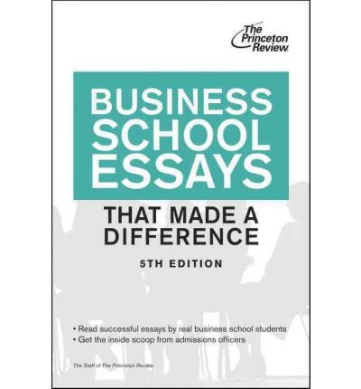 [ Business School Essays That Made a Difference Gilbert, Nedda ( Author ) ] { Paperback } 2012
