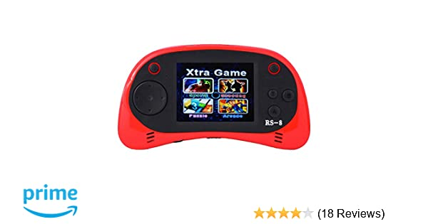 Amazon.com  Retro Handheld Game Console   TV Game Controller Built-in 260  Mini Video Games with 2.5