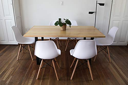 Mejores mesas rústicas de madera: redondas, de centro y comedor