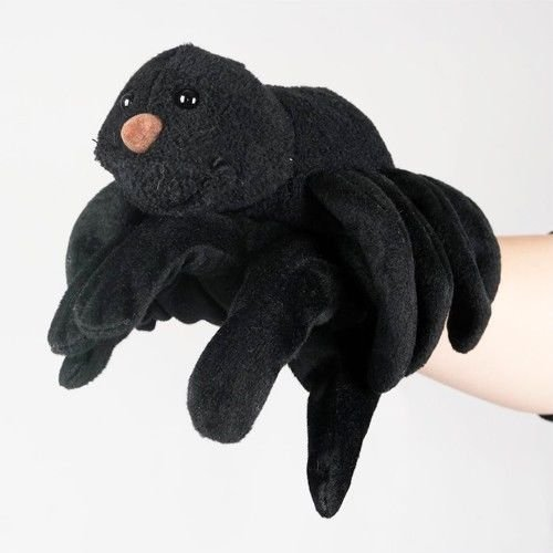 Adorable Toy (Adorable Animal Hand Puppet Plush Toys-Spider by TOONTOY)