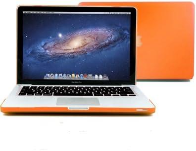 GMYLE MacBook Rubberized Orange Protective