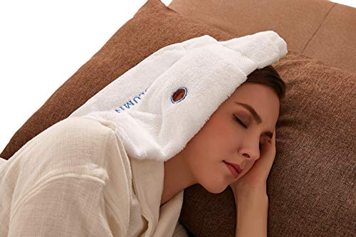 - Ear Candling Treatment Towel, No Ear Candles!