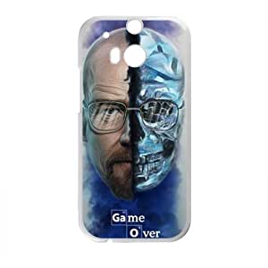 ORIGINE Game Over Design Personalized Fashion High Quality Phone Case For HTC M8