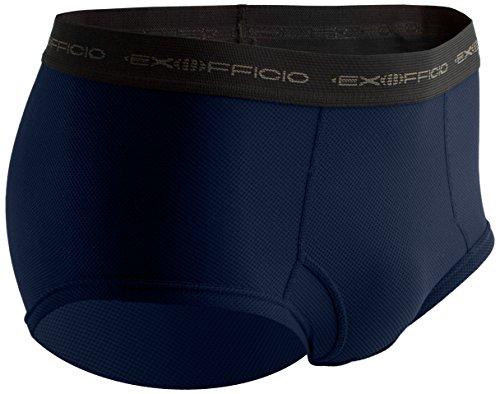 Ex Officio Mens Brief (ExOfficio Men's Give-N-Go Brief Travel Underwear,Admiral,Large)