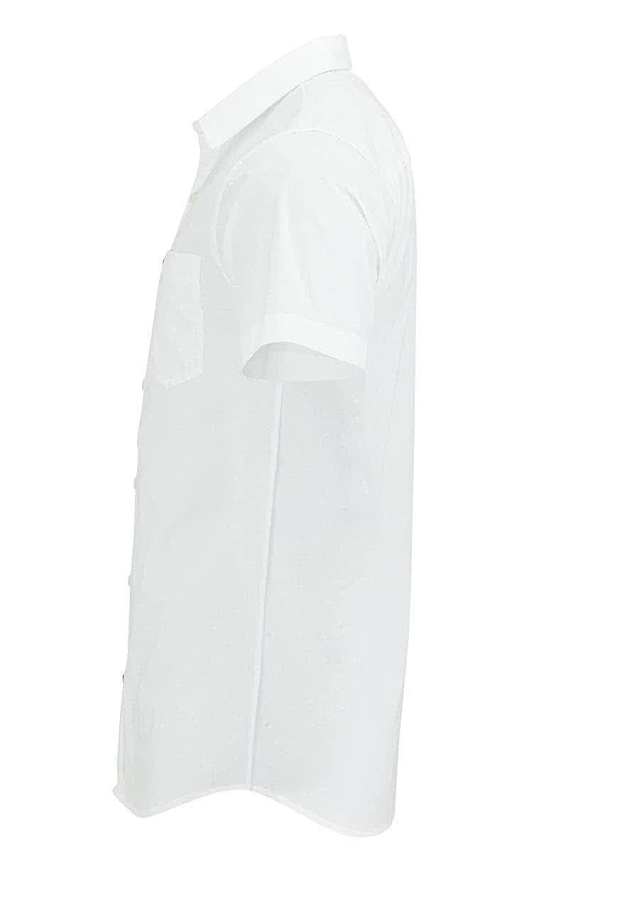 Marvelis Maniche a 3//4 Uomo Basic Camicia classiche Classico