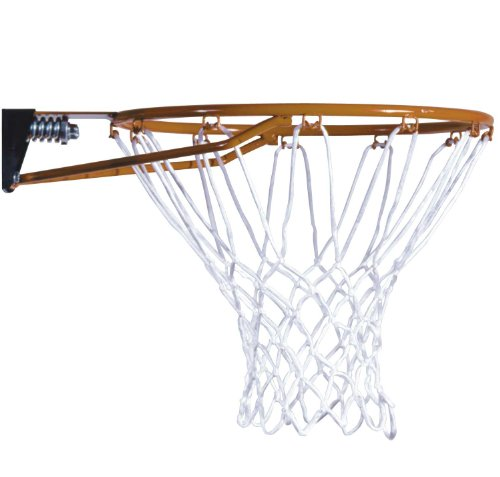 Lifetime 5820 Slam-It Basketball Rim, 18 Inch, Orange