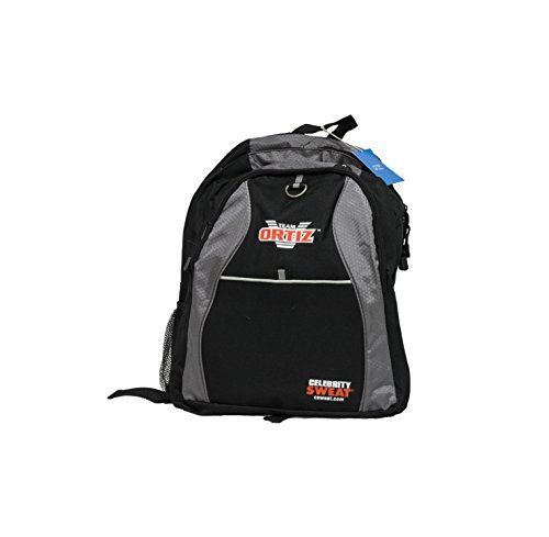 Victor Ortiz Backpack - Two Compartments with Pencil Holders-Side Bottle Pocket