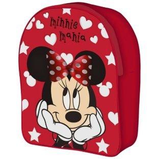 SAMBRO Dmm1 - 8027 Minnie Mouse Junior mochila con lazo: Amazon.es: Juguetes y juegos