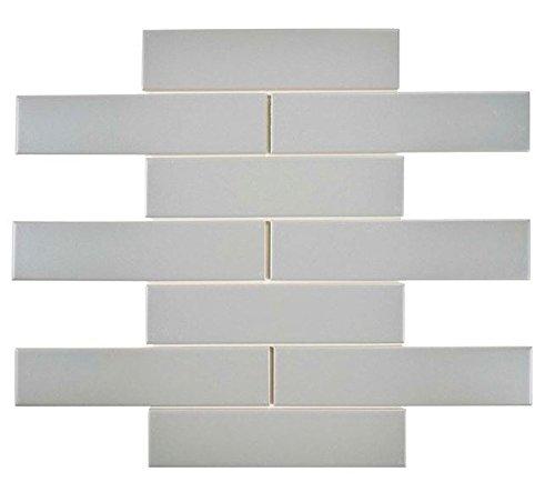 Subway Tile Gloss Finish 2 Quot X 8 Quot Box Of 10 Sqft Wall