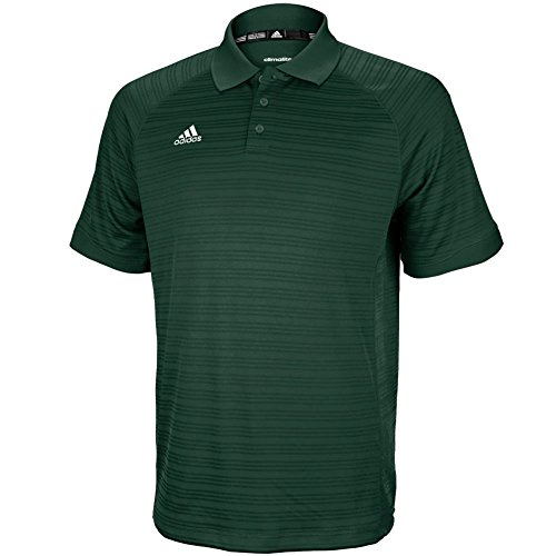 (adidas Men's COLGR ADISELECT Polo Size L Green )