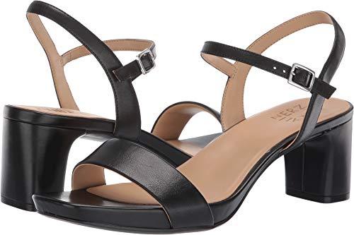 Naturalizer Women's Ivy Black Leather 6.5 M ()