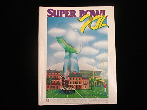 super bowl 12 program - 3