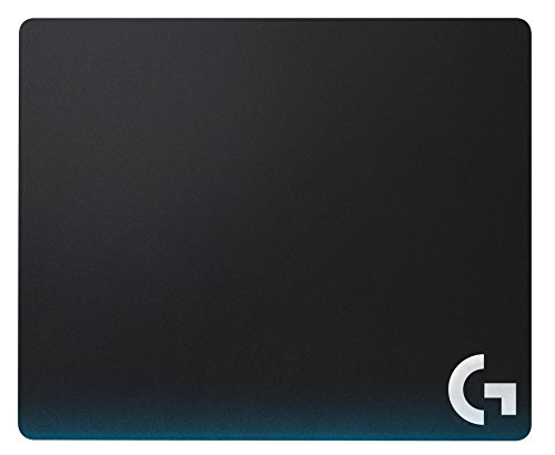 Logitech G440 Hard Gaming Mouse Pad for High DPI Gaming (943-000098)