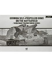 German Self-Propelled Guns on the Battlefield: 19