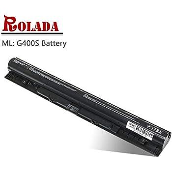 Amazon.com: ROCKETY G50 - Batería lenovo para portátil ...