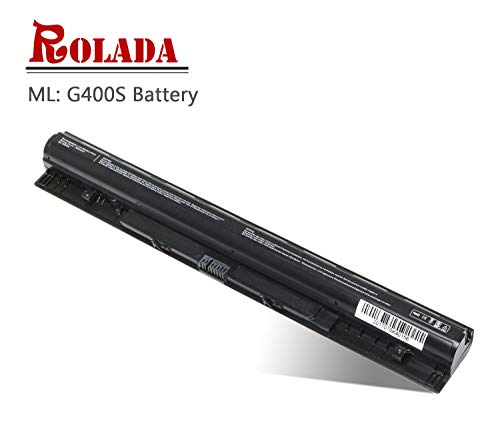 (G400S Laptop Battery Replacement for Lenovo IdeaPad G400S G410S G500S S410P S510P Z710 Touch Z40-70 Z50-70 Z70 G40-70 G50-45 G50-70 G50-80;P/N: L12L4E01 L12S4A02 L12L4A02 L12M4A02 L12M4E01 L12S4E)