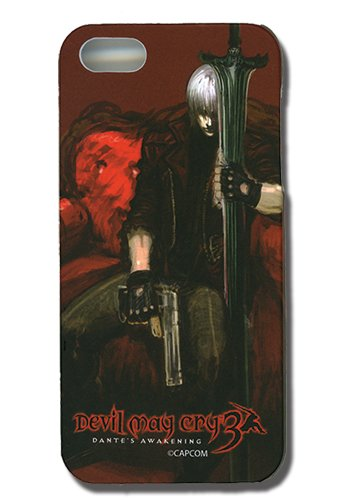 Devil May Cry Dante Iphone 5 Case