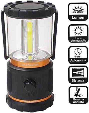 LAMPADA LED SCOUT CAMPEGGIO CFG EL040 15 WATT