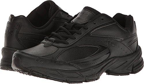 Ryka Shoes Black - Ryka Women's Comfort Walking Shoe, Black, 9.5 W US