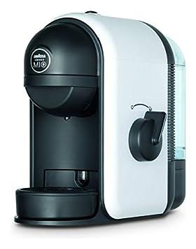 Lavazza A Modo Mio Minù - Máquina de café expreso automática, blanco, depósito de 0,5 L Potencia: 1250 W. Color: blanco.: Amazon.es: Hogar