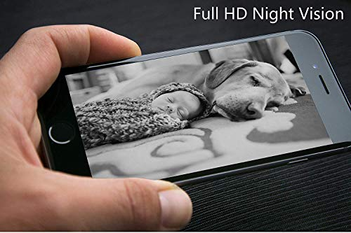 DOGNESS Pet Treat Dispenser with Camera, Monitor Your Pet Remotely with HD Video, Two-Way Audio, Night Vision, for Dogs and Cats - Black by DOGNESS (Image #2)