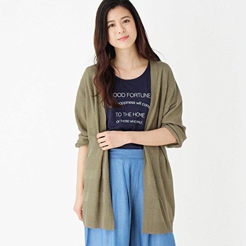 シューラルー(レディス)(SHOOLARUE Ladies) プリントTシャツカーディガンセット