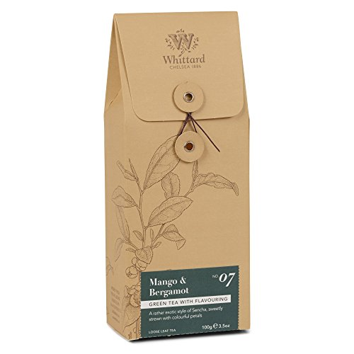 Whittard Tea Mango & Bergamot Loose Leaf 100g