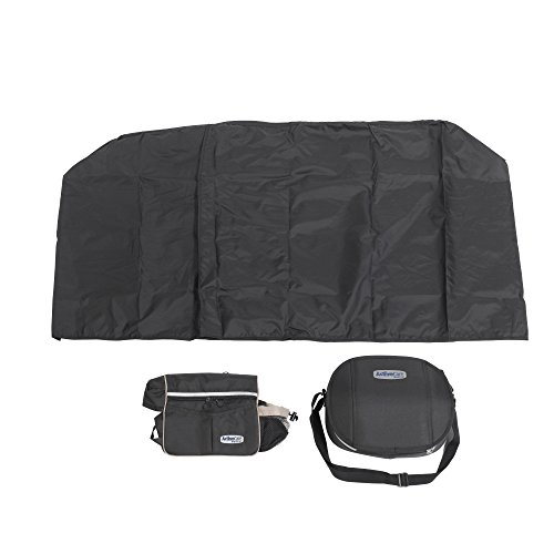 Drive Medical Acckit Scooter Accessory Kit, Black