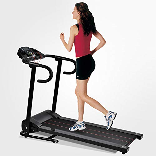 Murtisol 1100W Folding Treadmill...