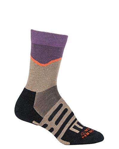 Dahlgren HalfPass Socks, Moon Rock, Medium