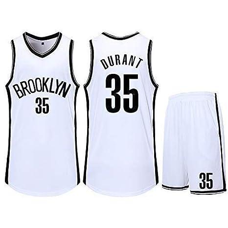 Jerseys de Baloncesto for Hombre Redes Kevin Durant No. 35 Jerseys ...
