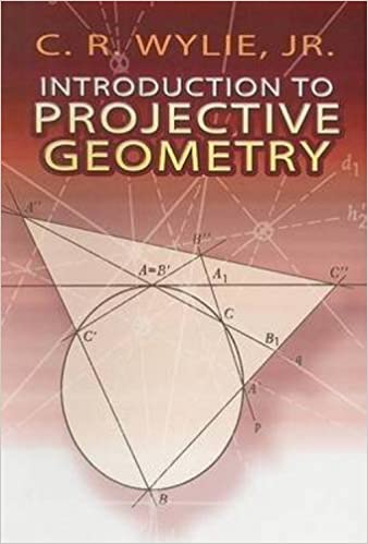 Book Introduction to Projective Geometry (Dover Books on Mathematics)