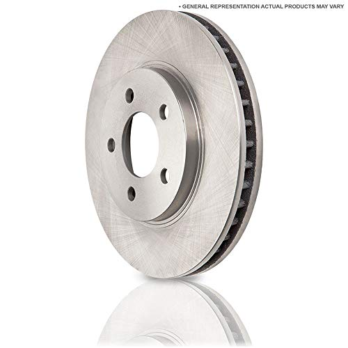 (Front Brake Rotor For Toyota Hi-Lux & Pickup - BuyAutoParts 71-02059E0 New)